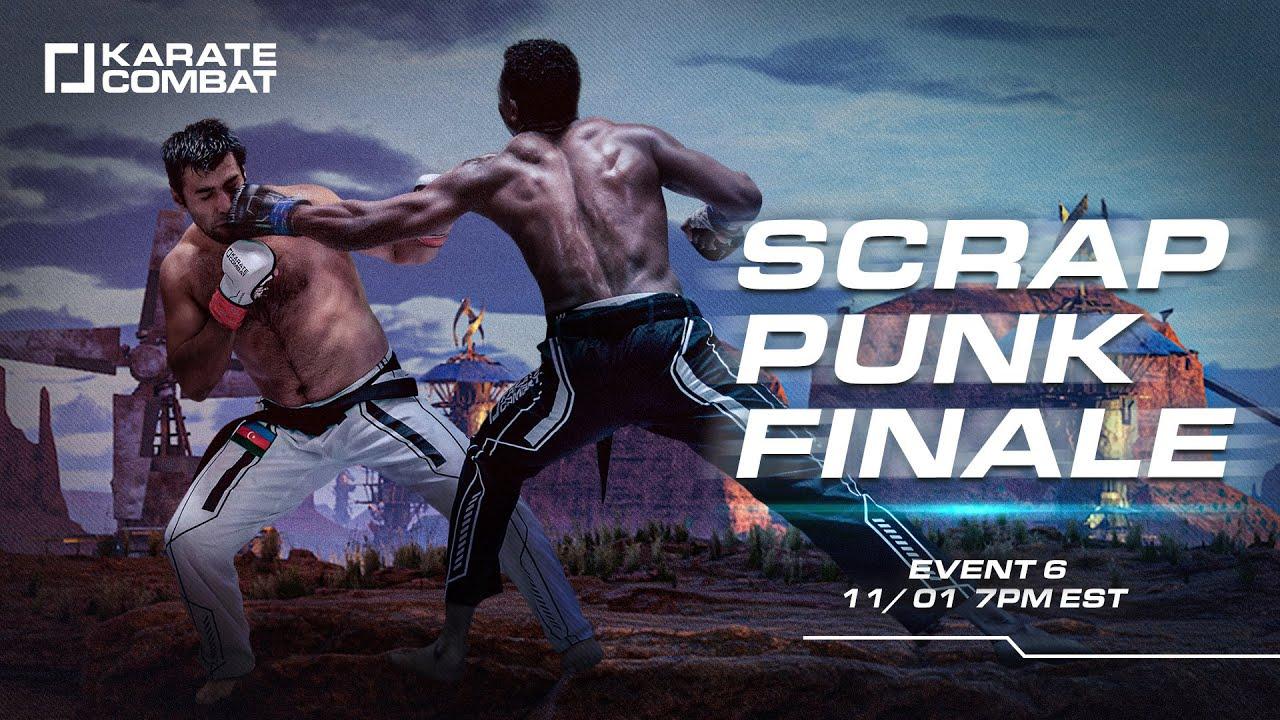 Scrap Punk - Episode 6