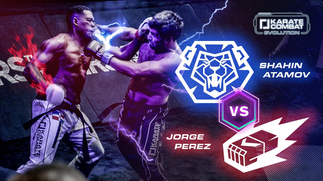 Jorge Perez vs Shahin Atamov