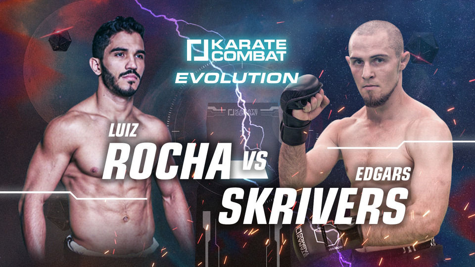 Luiz Rocha vs Edgars Skrivers