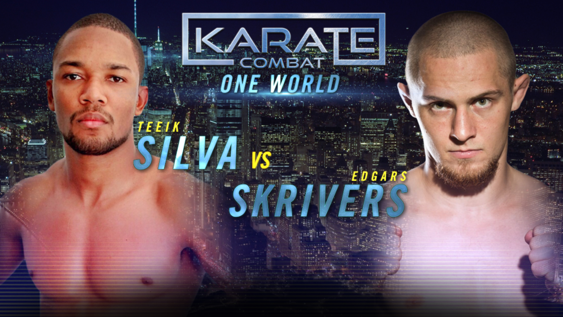Edgars Skrivers vs. Teeik Silva