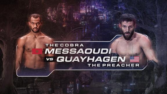 Reda Messaoudi vs Joshua Quayhagen