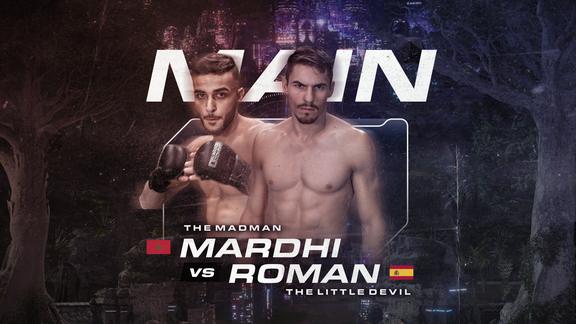 Pedro Roman Roig vs Ilies Mardhi
