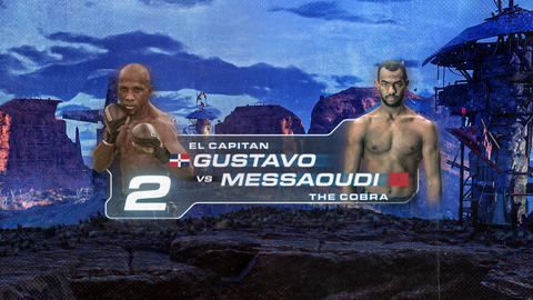 Gustavo vs Messaoudi