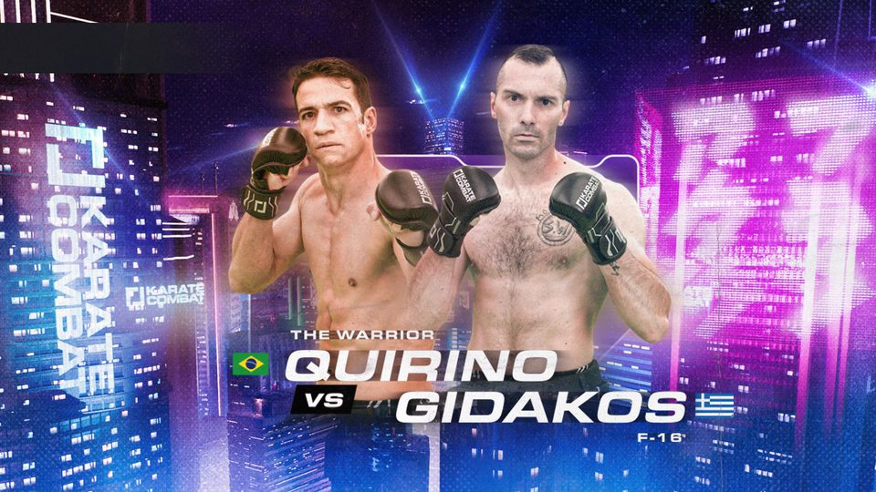 Quirino vs Gidakos